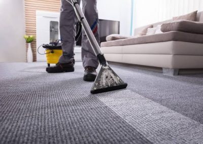 Our carpet cleaning technique gets it clean like new